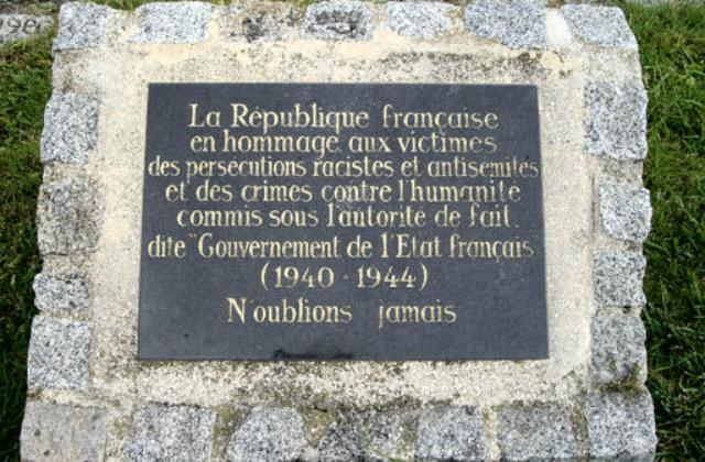 Invitation de la Loge Mordehai du B'nai B'rith France