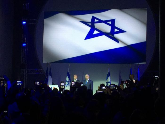 Communiqué : Le B'nai B'rith France présent à l'inauguration de la saison croisée France-Israël