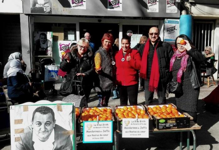 Opérations fruits d'Israël pour lutter contre le Boycott
