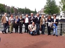 SUR LES PAS D'ANNE FRANK, week-end à AMSTERDAM