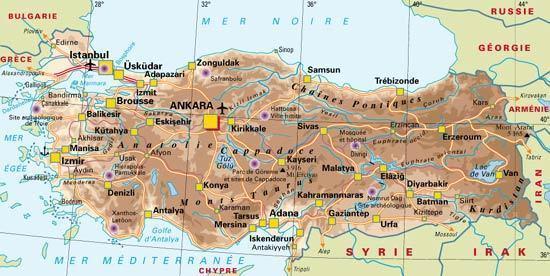 Lettre de Condoléances d'André Nadjar adressée à l'Ambassadeur de Turquie, suite au séisme qui a frappé Van, Province de l'Est du Pays
