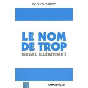 « LE NOM DE TROP » de Jacques Tarnero