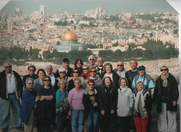 « MOSAÏQUES  D'ISRAEL » : Voyage exceptionnel du 9 au 21 Novembre 2011 organisé par la Loge Harmonie.