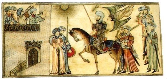 LES JUIFS DANS LE MONDE MUSULMAN DU VIIème AU XVème SIECLE - LES JUIFS AU TEMPS DE MAHOMET