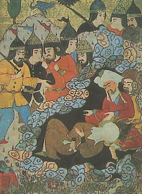 LES JUIFS DANS LE MONDE MUSULMAN DU VIIème AU XVème SIECLE - LES JUIFS A LA NAISSANCE DE L'ISLAM