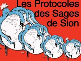 """L'histoire des"""" Protocoles des Sages de Sion"""" et leur rôle dans le"""" printemps arabe"""""""