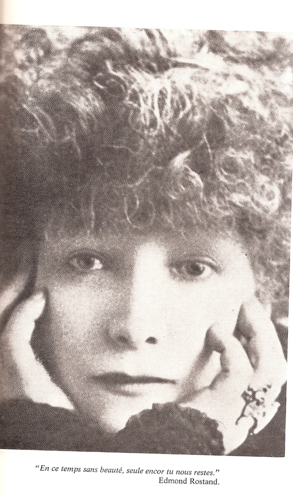 SARAH BERNHARDT  ( 1844-  1922 ),  une drôle de juive !