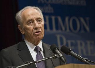Vœux du Président de l'Etat d'Israël Shimon Peres adressés aux communautés juives à l'occasion du 64ème anniversaire de l'Indépendance d'Israël