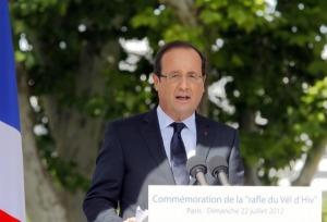 Commémoration de la « rafle du Vel d'Hiv » Discours intégral de Monsieur le Président de la république François Hollande