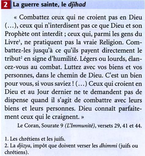 LES JUIFS DANS LE MONDE MUSULMAN DU VIIème AU XVème SIECLE
