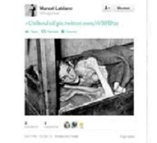 « Un Bon Juif » dimanche 14 octobre, un des 3 thèmes les plus populaires sur Twitter