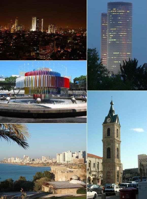 Votez pour que Tel Aviv soit élue la ville la plus innovante au monde
