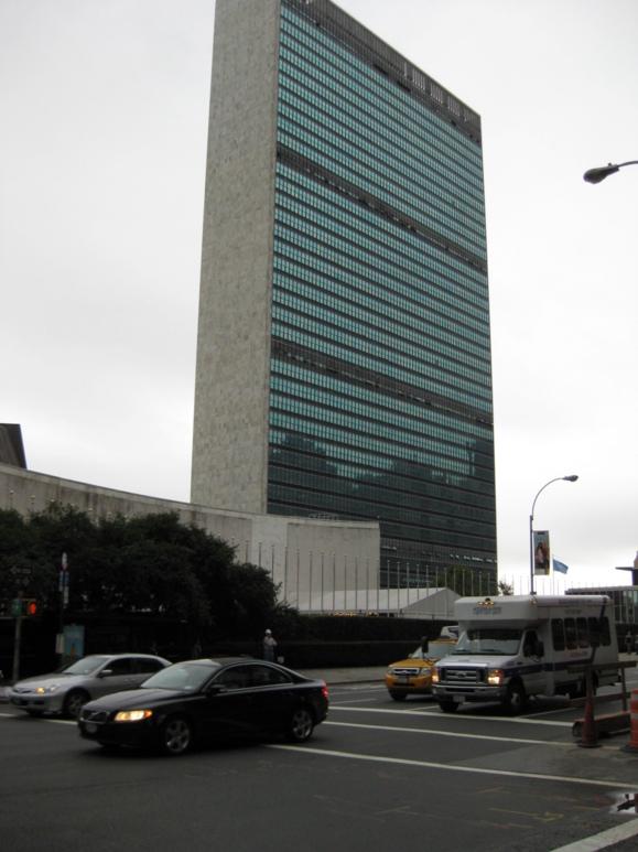 Le B'nai B'rith condamne le vote de l'ONU qui accorde aux Palestiniens le statut d'Etat observateur non membre