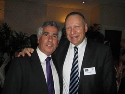 Serge Dahan& Ralph Hofmann