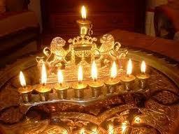 Bonnes fêtes de Hannoucca 5773