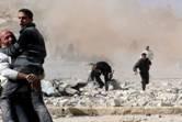 Le B'nai B'rith France condamne les bombardements sur le camp palestinien de Yarmouk