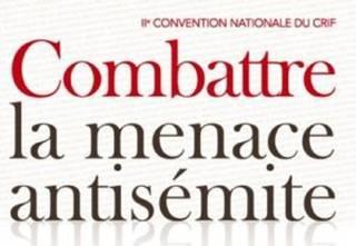 DIMANCHE 13 JANVIER 2013 CONVENTION DU CRIF
