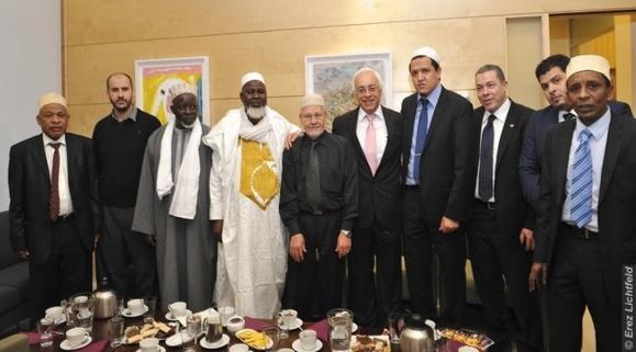 4/03/13 Rencontre et Dialogue avec Monsieur Hassen Chalghoumi