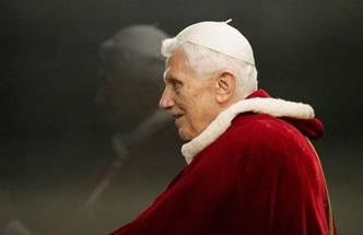 Le B'nai B'rith France adresse à Benoît XVI ses meilleurs vœux de bonne santé et lui exprime sa reconnaissance pour son travail dans le sens du développement de l'amitié entre juifs et catholiques