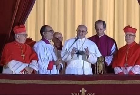 Le B'nai B'rith France félicite chaleureusement le cardinal argentin Jorge Mario Bergoglio pour son élection