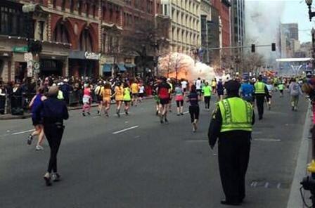 Le B'nai B'rith condamne fermement L'attentat terroriste qui a fait de nombreuses victimes à l'arrivée du célèbre marathon de Boston