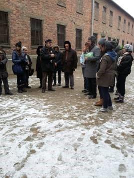 Les Loges de Marseille du B'nai B'rith France en partenariat avec le consistoire Israélite de Marseille ont participé au voyage annuel de la Mémoire à Auschwitz Birkenau
