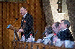 Ralph HOFMANN Président du B'nai B'rith Europe