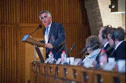 Serge DAHAN  Président du B'nai B'rith France