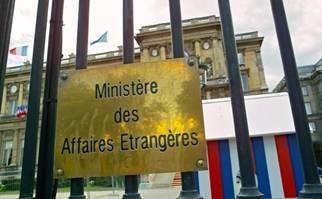 Serge Dahan, Président du B'nai B'rith France, rencontre S.E. Monsieur Maisonnave, nouvel Ambassadeur de France en Israël
