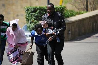 Le B'nai B'rith France condamne fermement le lâche attentat terroriste mené samedi contre un centre commercial de Nairobi et qui a fait au moins 68 victimes