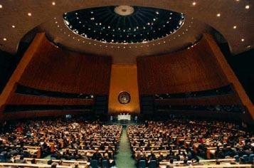 Le B'nai B'rith est indigné par l'élection de l'Iran au poste de rapporteur de la commission de l'Assemblée Générale de l'ONU chargée des questions de désarmement et de sécurité