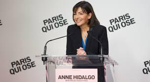 Cycle « Rencontre & Dialogue » du B'nai B'rith France le Jeudi 6 Février à 19h30 le B'nai B'rith reçoit ANNE HIDALGO