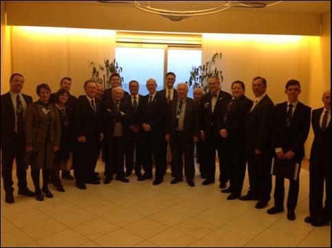 Le B'nai B'rith France présent au côté du B'nai B'rith International à la 23ième session du Conseil des Droits de l'Homme de l'ONU à Genève