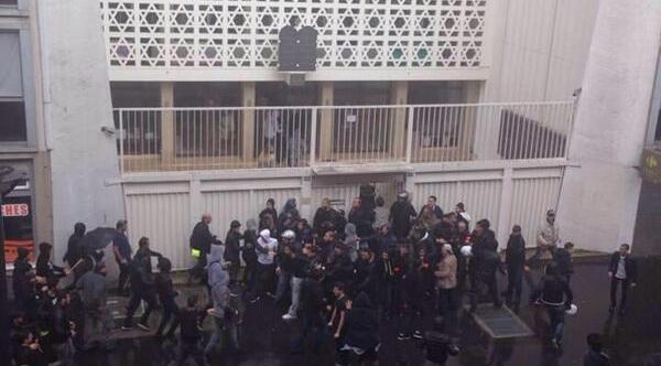 Le B'nai B'rith France condamne la terrible attaque contre la synagogue de la rue de la Roquette (Paris 11e)