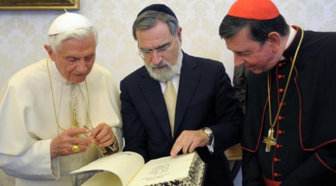Juifs et Chrétiens : (Re)connaissance mutuelle et enjeux d'une réflexion commune