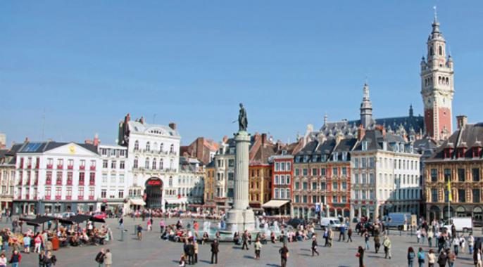 Installation du nouveau President de la loge de Lille