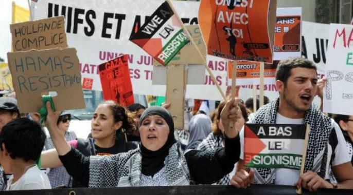 La ville de Lille décide de suspendre son jumelage avec Safed en Israël !