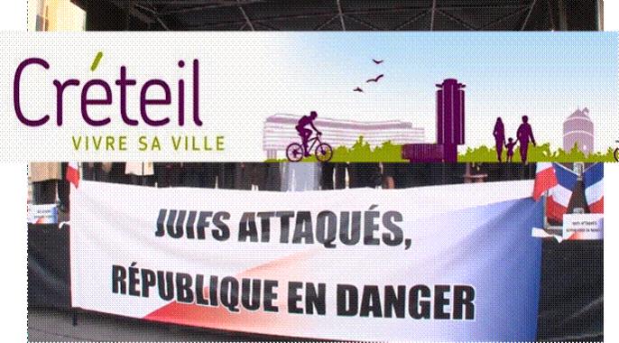 Le B'nai B'rith France appelle à rejoindre le Rassemblement Républicain contre l'antisémitisme
