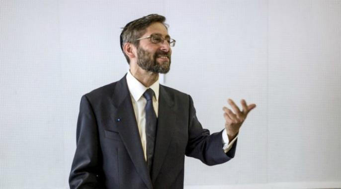Haïm Korsia élu à l'Académie des Sciences Morales et Politiques