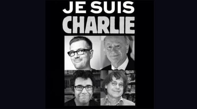 Odieux attentat terroriste mené contre le siège de la rédaction de Charlie Hebdo