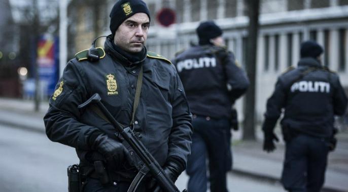 Attaques terroristes à Copenhague