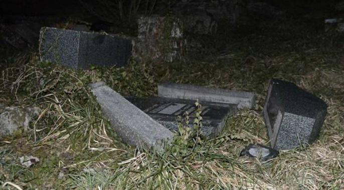 Le B'nai B'rith France est horrifié par l'ignoble profanation du cimetière juif de Sarre-Union