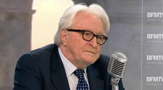 Le B'nai B'rith France condamne les propos antisémites inacceptables tenus en toute conscience par l'ancien ministre Roland Dumas sur BFM