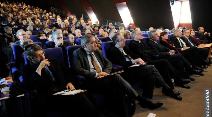 Grand succès pour le colloque sur le dialogue judéo-chrétien organisé par le BBF