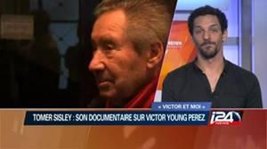 «Young et moi, Tomer Sisley sur les traces du boxeur d'Auschwitz»