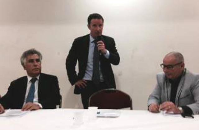 Le B'nai B'rith France a reçu Monsieur Gilles Clavreul, Délégué Interministériel à la Lutte contre le Racisme et l'Antisémitisme