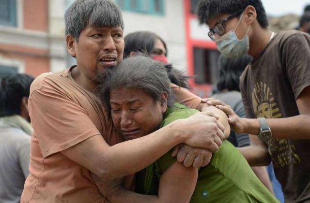 Solidatité avec le Népal