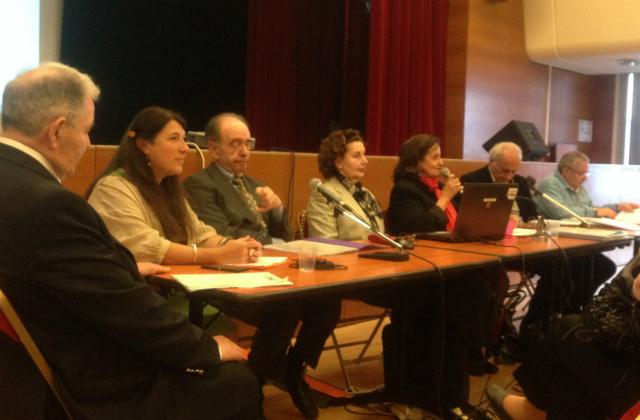 Deuxième colloque réussi de la commission culture Ile de France