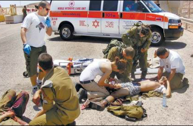 Le B'nai B'rith France dénonce les attaques terroristes qui ciblent les civils en Israël