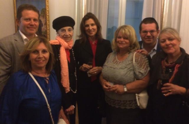 Le B'nai B'rith Côte d'Azur reçoit l'Ambassadrice d'Israël en France